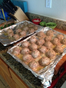 meatballs baked